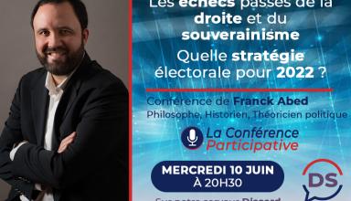 Franck ABED conférence