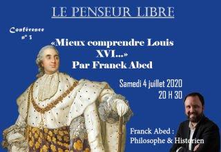 Franck ABED Louis XVI