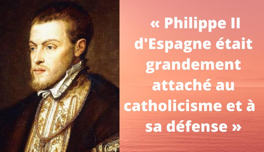 Philippe II d'Espagne Franck Abed